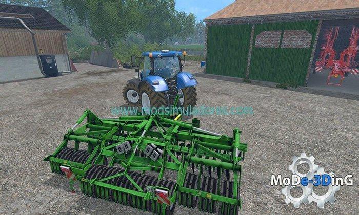 Amazone Catros 5500 Cultivator V 1.0 Para FS15