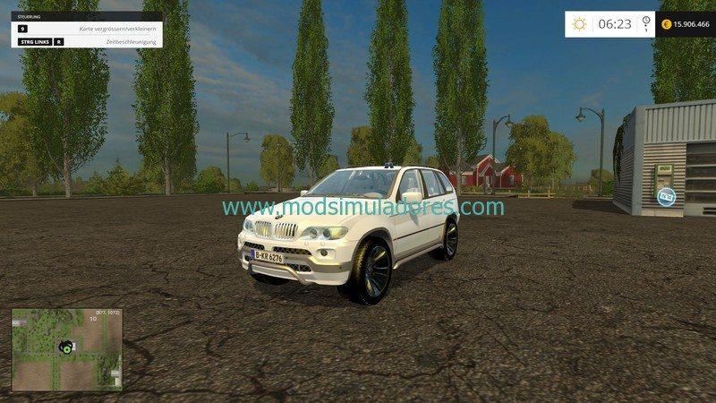 BMW X5 15 Especial v1.0 Para FS15