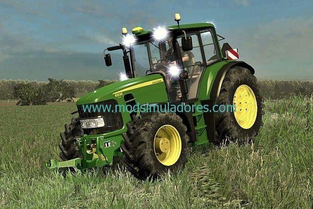 John Deere 6930 Premium Para FS15