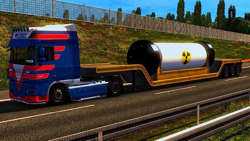 Carga Nuclear Para ETS2