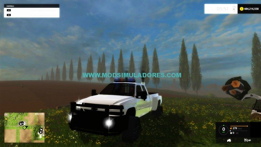 Chevy Diesel Para FS15