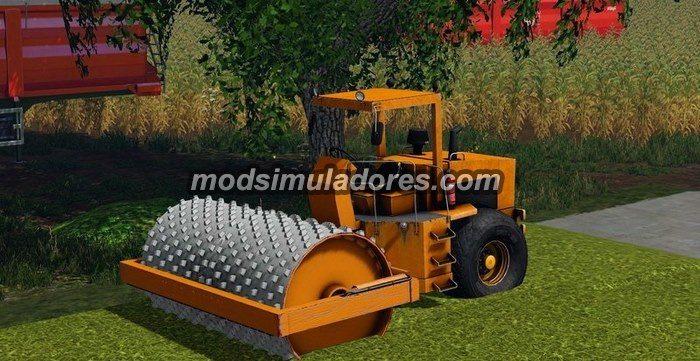 Mod MW Compactor v 1.0 Para FS15
