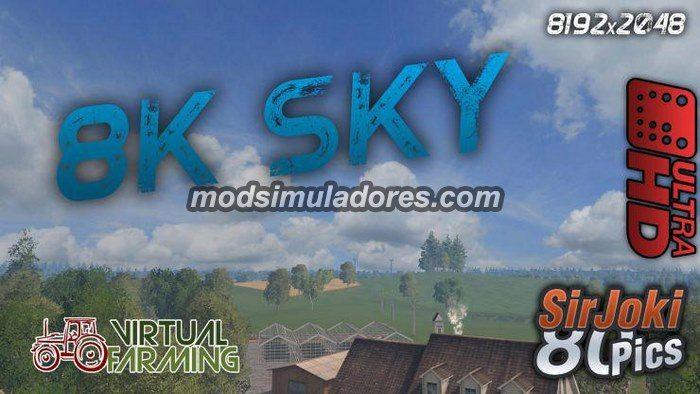 Novas Texturas 8K UHD Para FS15