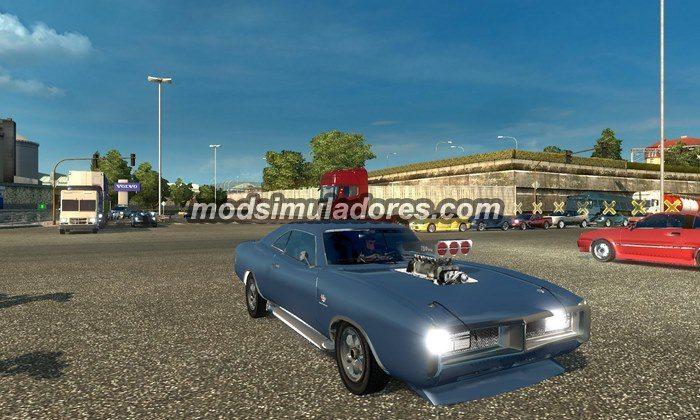 Pack de Carros do GTA 4 Para ETS 2 V.1.0 Para V.1.19.X - ETS2