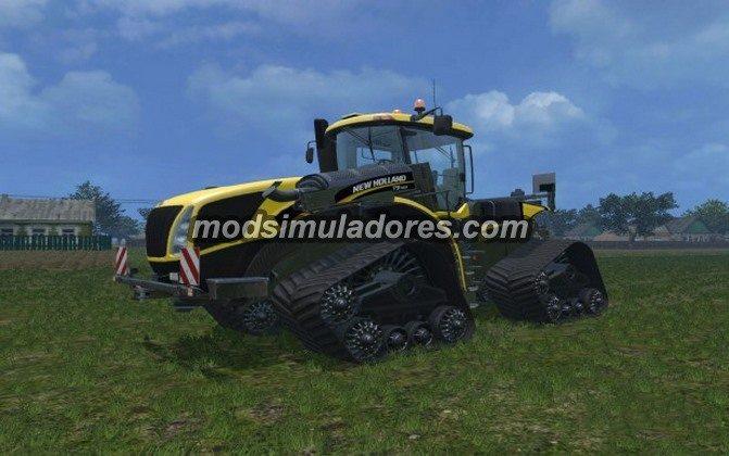 New Holland T9.565 Smart Trax v 1.0 Para FS15