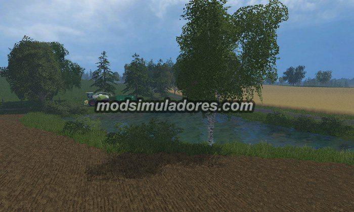 Mapa LTW Farming V 1.0 - FS15
