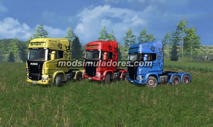 Caminhao Scania R730 Euro Farm v 0.96 BETA - FS15