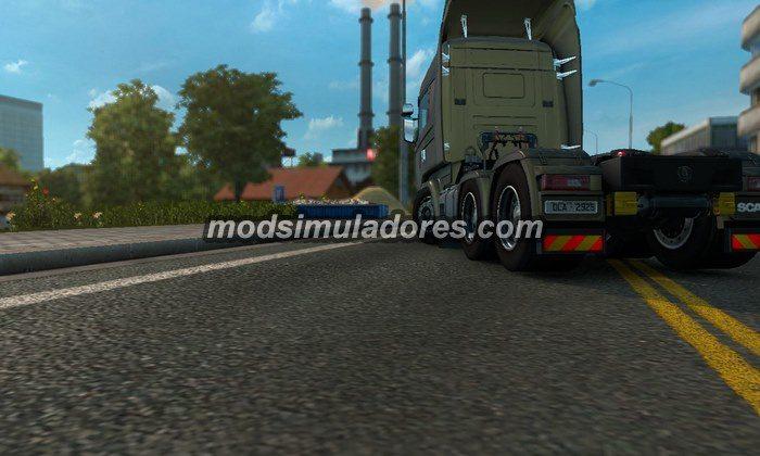 Scania Streamline Rebaixada V.1.0 Para V.1.20.X - ETS2