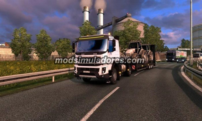 Mod Save Game Nivel 49 Para 1.21.X - ETS2