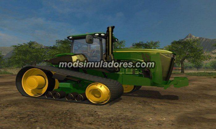 FS15 Mod Trator Fendt Vario 820 TMS v 2.0