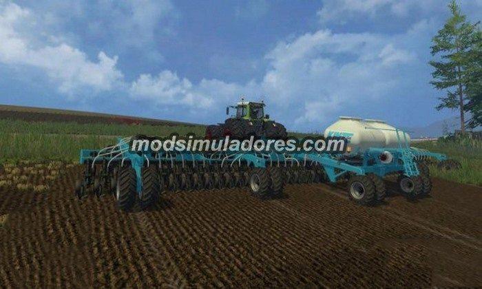 FS15 Mod Emplemento Kinze 22M Planta e Fertiliza