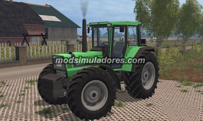 FS15 Mod Trator Deutz Agrosun 140 v 1.0