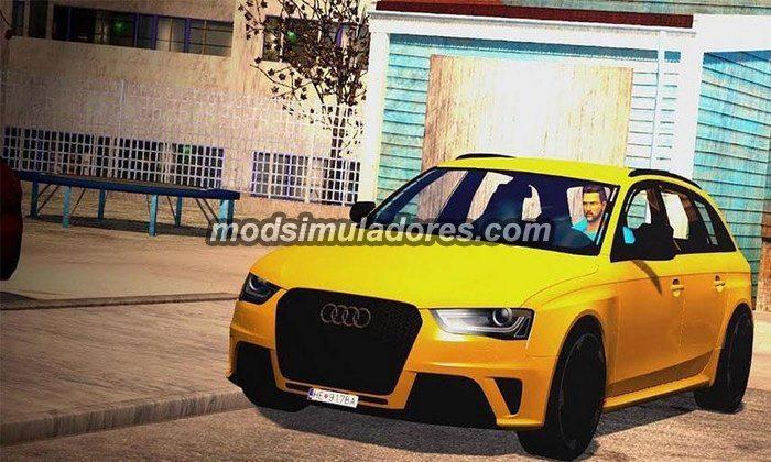 ETS2 Mod Carro Audi RS4 + Interior Para V.1.22.X