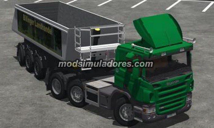 FS15 Mod Caminhao Scania V1.0