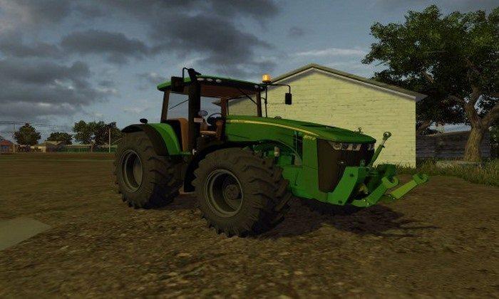 FS15 Mod Trator John Deere 8370R