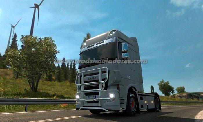 Caminhão Volvo FH16 V.1.0 Para V.1.23.X - ETS2