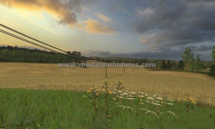 Mapa Agro Dobrejice BETA - FS15