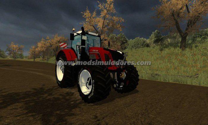 Trator Fendt Vario 936 FCN Edition - FS15