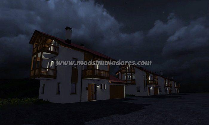 Objeto Casa com garagem V1.0 - FS15