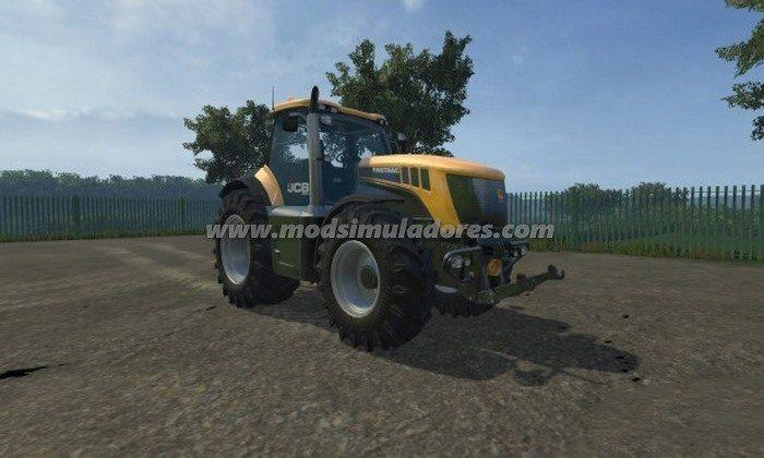 Trator JCB Fastrac 8280 - FS15