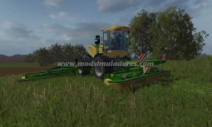 Krone Big M500 - FS15