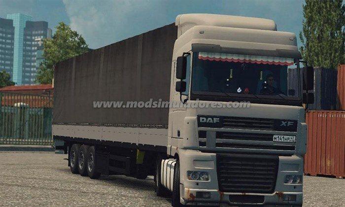 Caminhão Daf 95 Para V.1.23.X - ETS2