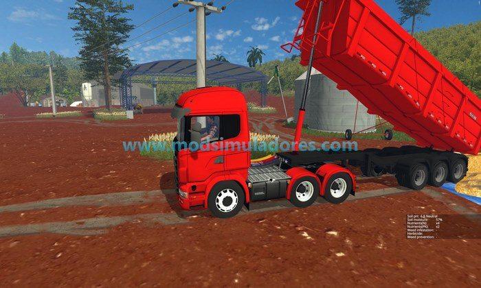 Scania R480 - FS15
