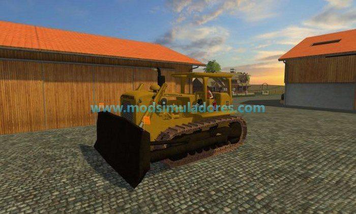 Esteira CAT D9G - FS15