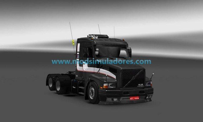 Caminhão Volvo EDC Para V.1.24.X - ETS2