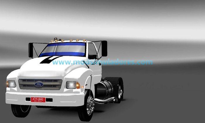 Caminhão Ford 14000 Para V.1.24.X - ETS2