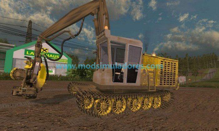 Trator LP19B3 v 1.0 – FS15