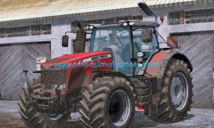 Trator Massey Ferguson 8737 v 1.0 – FS15