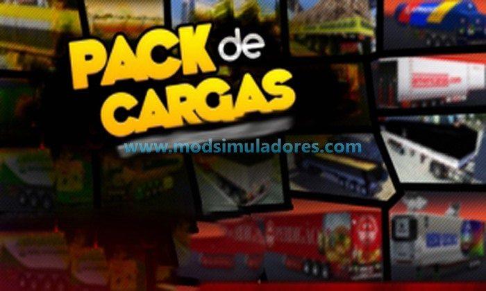 Pack de Cargas TlesGames Para V.1.24.X - ETS2