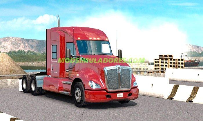 Caminhão Kenworth T680 V.1.1 - ATS