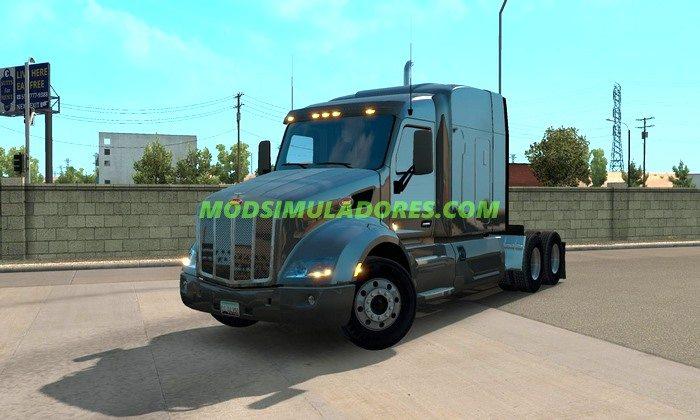 Caminhão Peterbilt 579 V.1.1 - ATS