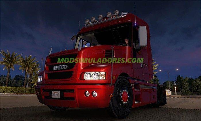 Caminhão Iveco Strator v3 Para V.1.4.X - ATS
