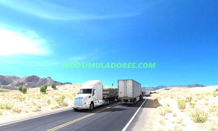 Mais Caminhões no Tráfego V.1.4 - ATS
