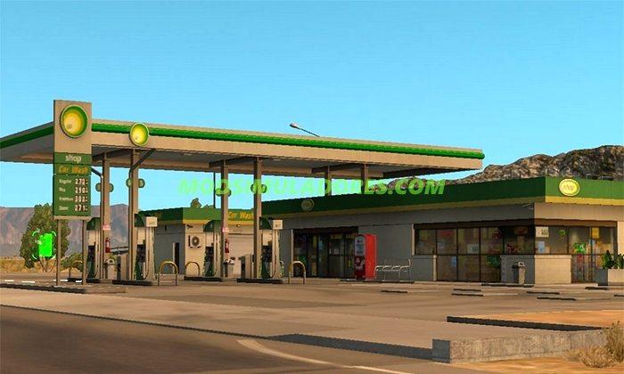 Mod Preços Realistas Para Postos de Combustíveis V.1.1.30 - ATS
