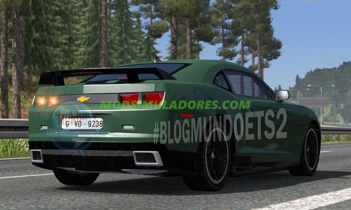 Pack de Carros do TDU2 Para v.1.25.X - ETS2