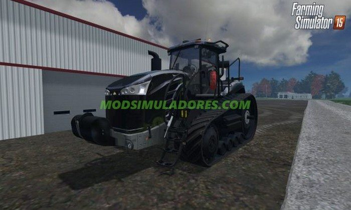 Trator CAT Challenger MT875E 2016 X Edition - FS15
