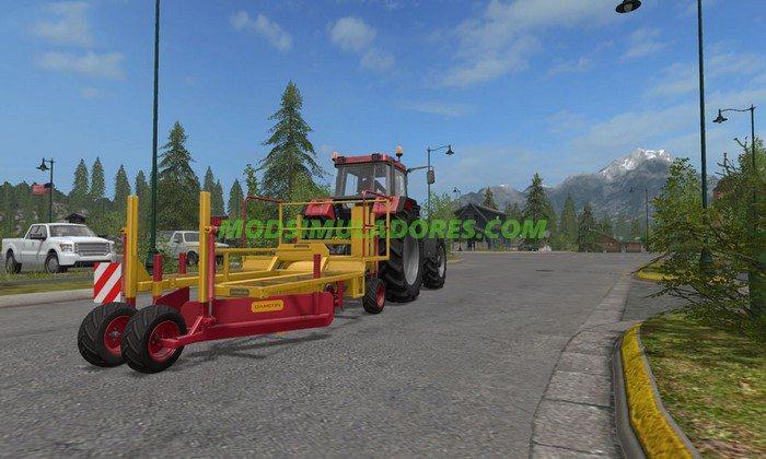 Emplemento Damcon PL 75 - FS17
