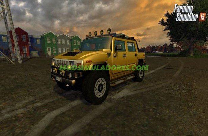 Carro Hummer H2 - FS15