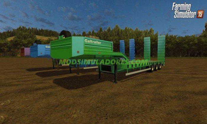 Reboque Galtrailer SC V1.0 - FS15