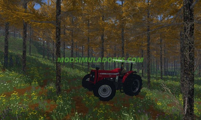 Trator Massey Ferguson 299 Advanced - FS15