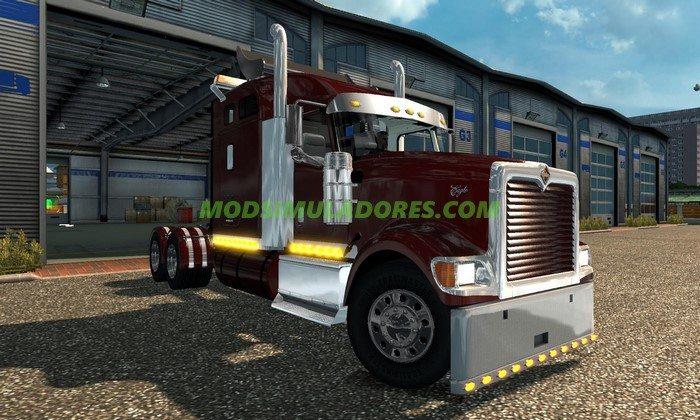 Caminhão International Eagle 9900i Para V.1.25.X - ETS2