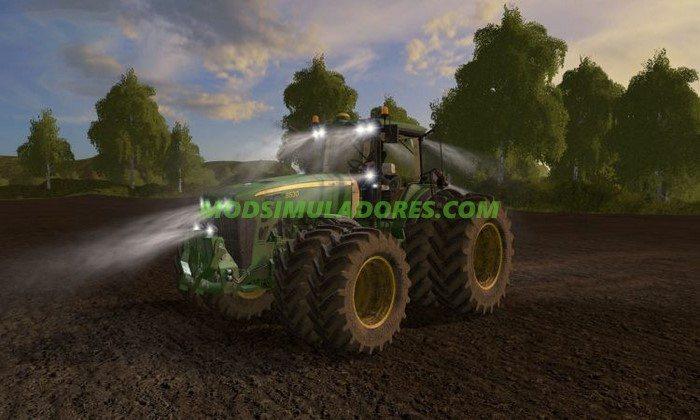 Trator John Deere 8530 V2.0 - FS17