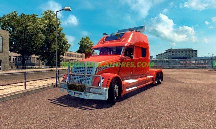 Caminhão Concept Voo da Fantasia Para V.1.26.X - ETS2