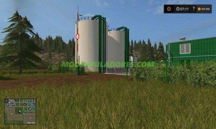 Refinaria Bio Diesel V1.0 - FS17