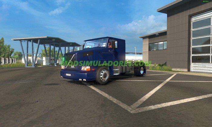 Caminhão Volvo NL12 1994 Para V.1.26.X - ETS2