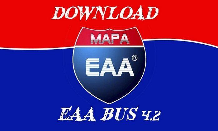 Mod EAA Bus V.4.2.08 Beta Para V.1.27.X - ETS2